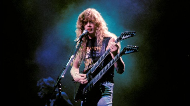 megadeth 1988 GETTY, Ebet Roberts/Redferns