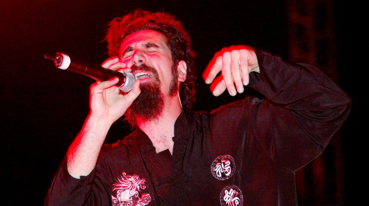 system of a down serj tankian 2002 GETTY, Ethan Miller/Getty Images