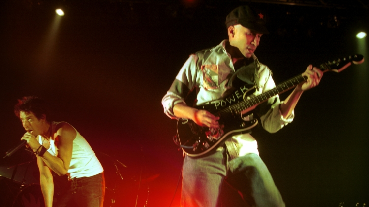 Audioslave 2003 Getty, Paul Bergen/Redferns/Getty