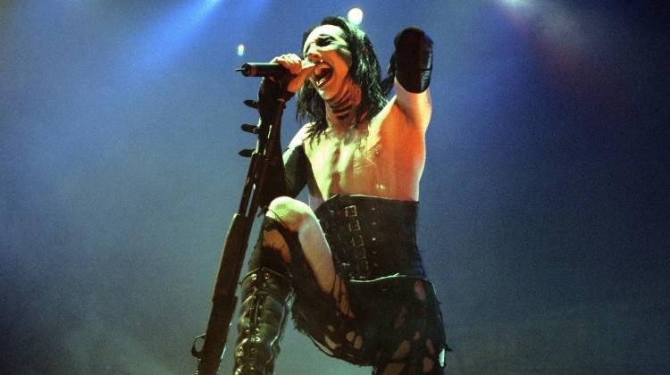 Marilyn Manson Getty , Giambalvo & Napolitano/Redferns/Getty Images