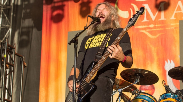Troy Sanders 2017 Getty, Miikka Skaffari/FilmMagic