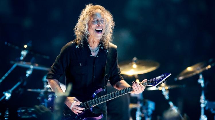 Kirk Hammett 2017 Getty 2, Matthew Baker/Getty Images