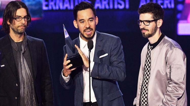Linkin Park AMAs Getty, Jason LaVeris/FilmMagic