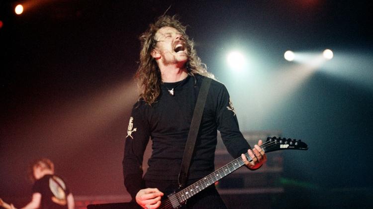 metallica 1992 GETTY, Steve Murphy/Mirrorpix/Getty Images