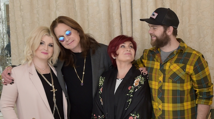 Osbournes 2018 Getty, Kevin Winter/Getty Images for Live Nation