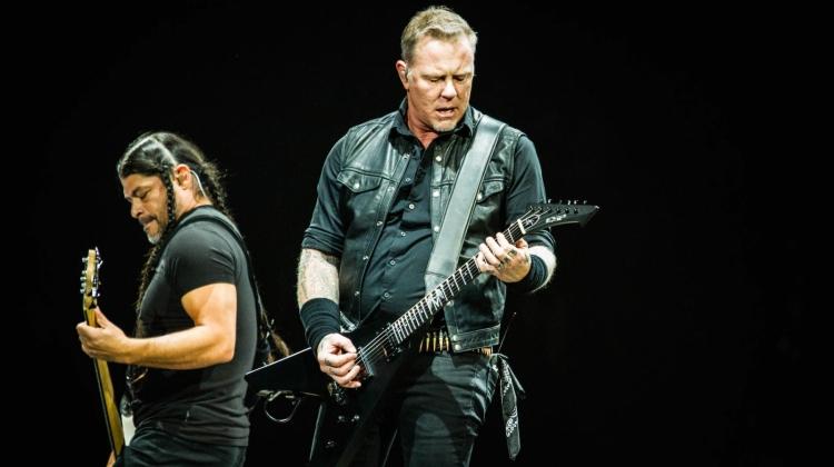 Metallica 2018 Getty, Roberto Finizio/NurPhoto via Getty Images