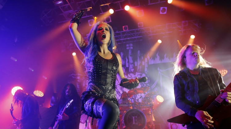 Arch Enemy 2018 Getty, Chiaki Nozu/WireImage