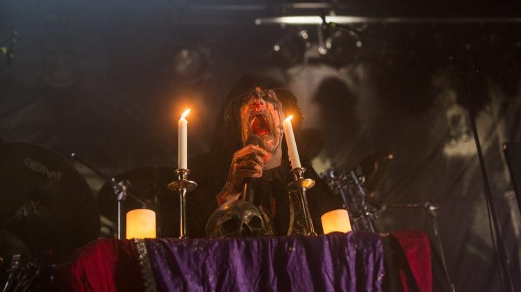 mayhem attila, Gonzales Photo/PYMCA/Avalon/UIG/Getty