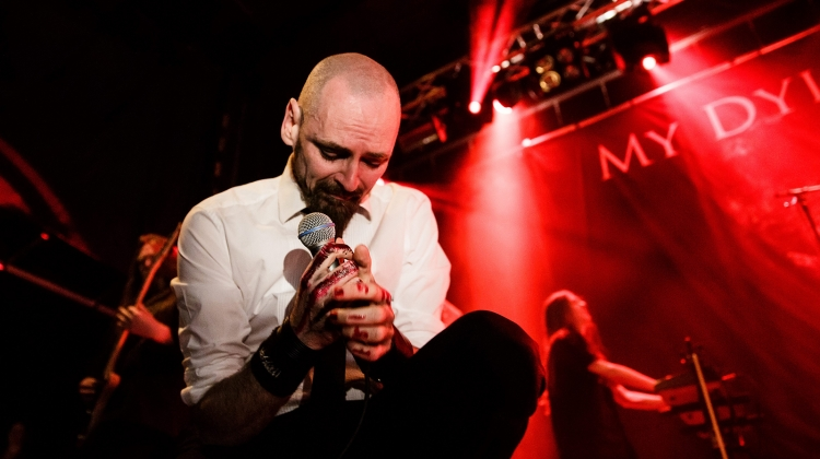 my dying bride GETTY 2015, PYMCA/Avalon/Universal Images Group via Getty Images