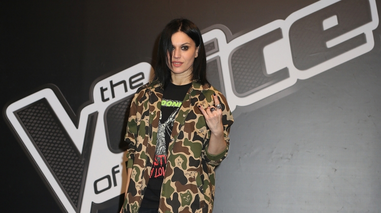 cristina scabbia the voice GETTY, Vincenzo Lombardo/Getty Images