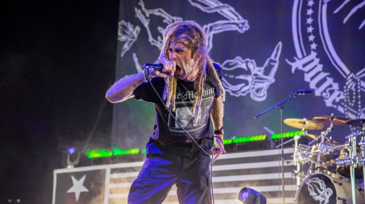Randy Blythe 2018 Getty, Scott Legato/Getty Images