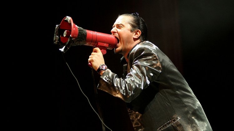 mike patton GETTY, Mark Metcalfe/Getty Images