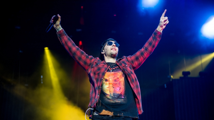 avenged sevenfold m shadows GETTY 2018, Ollie Millington/Getty Images