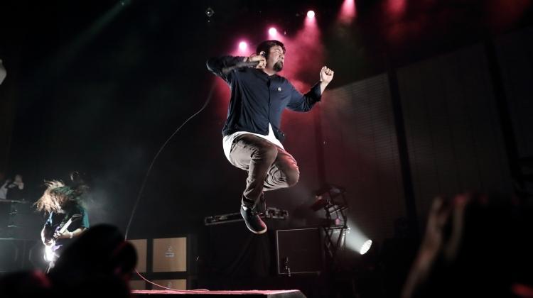 Deftones Getty 2018, Burak Cingi/Redferns