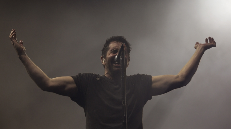 nine inch nails 2018 GETTY, JOSE MANUEL RIBEIRO/Getty Images