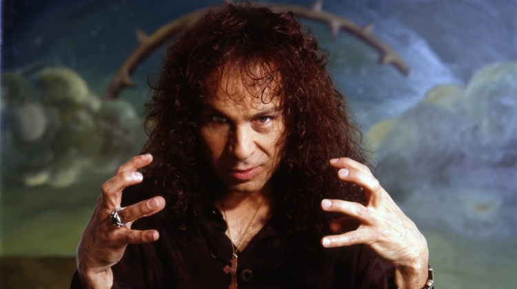 Ronnie James Dio Getty Portrait, Ann Summa/Getty Images