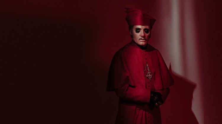 Ghost: The True Story of Death, Religion and Rock & Roll Behind Metal's Strangest Band