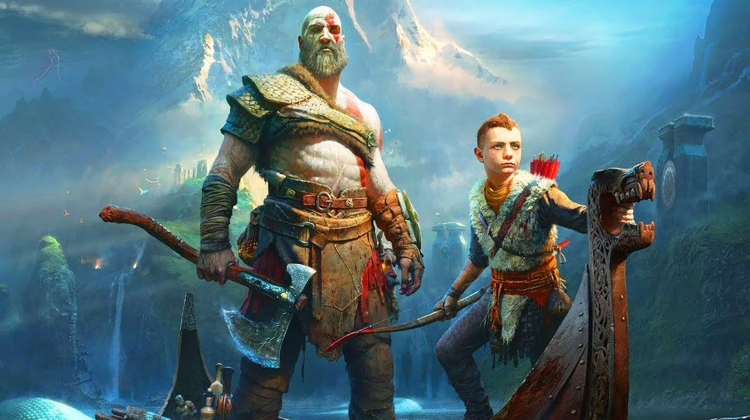 god of war poster image