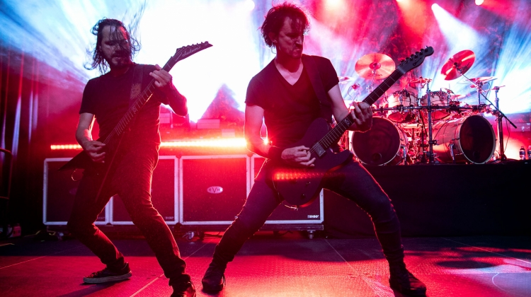 gojira GETTY LIVE 2019, Jeff Hahne/Getty Images