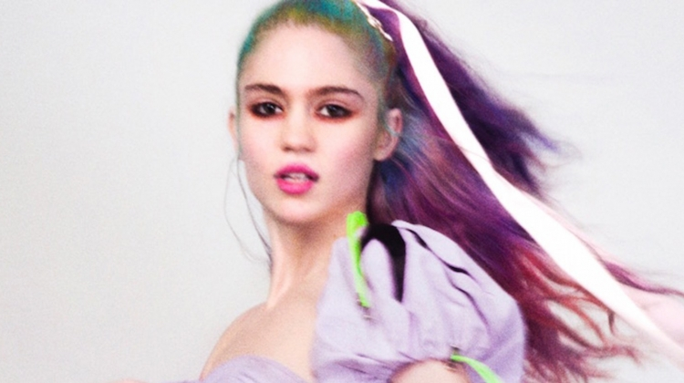 "Grimes: New Album Will Feature ""Mostly Ethereal Nu Metal (ish)"" Music"