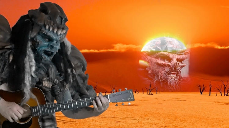 Gwar Fuck This Place Acoustic Video Still