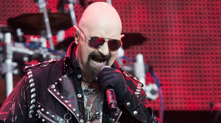 halford 2015 GETTY adam gasson, Adam Gasson/Total Guitar Magazine/Getty Images
