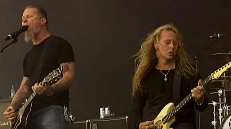 james hetfield alice in chains 2006