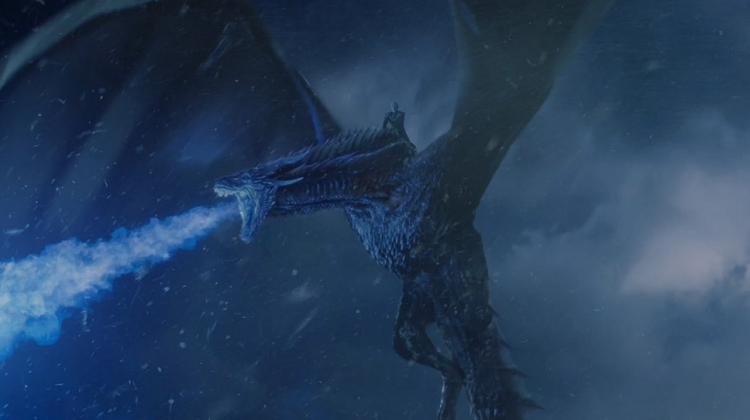 game of thrones ice dragon