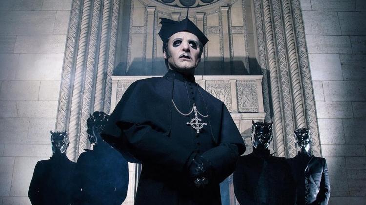 ghost 2018 PRESS, Mikael Erikssonn