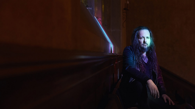 jonathan davis korn PRESS 2018
