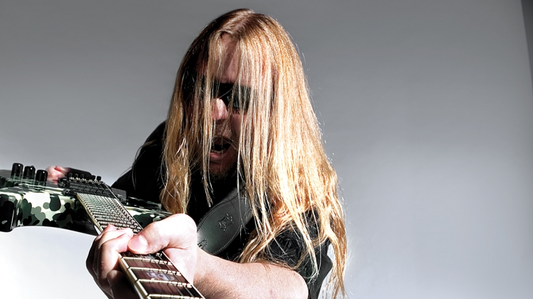 Jeff Hanneman 2013 Travis Shinn, Travis Shinn