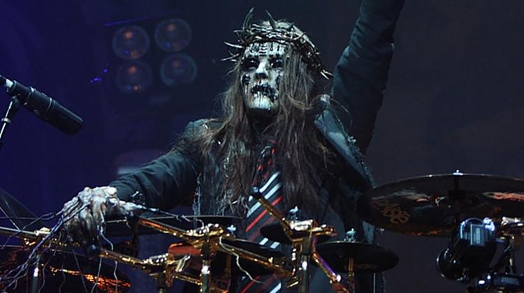 joey Jordison 2011