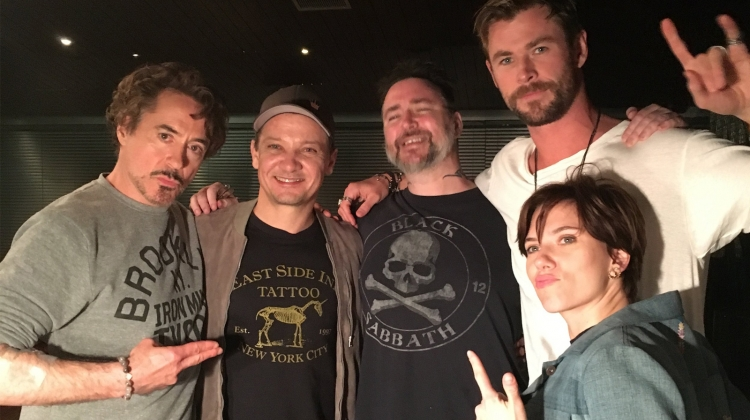 East Side Ink's Josh Lord Talks Tattooing the Avengers