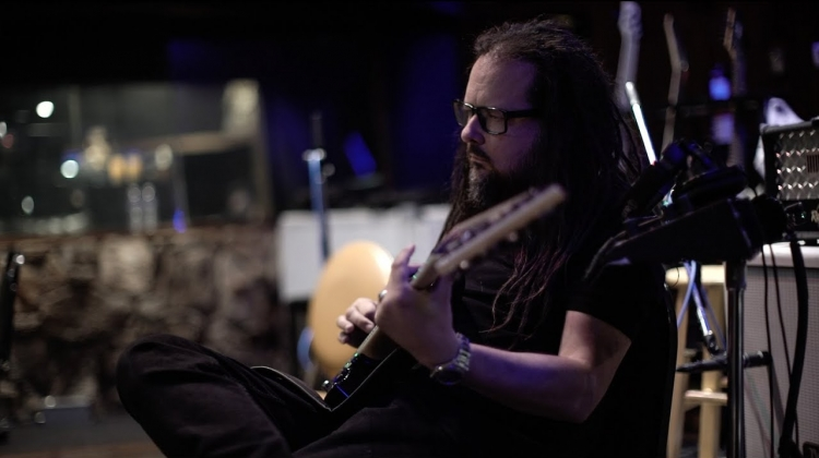 korn jonathan Davis docuseries 5 still