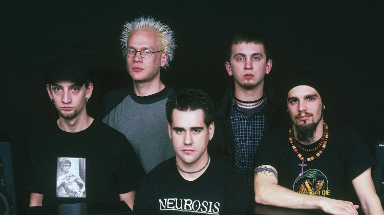 killswitch engage GETTY 2001, Mick Hutson/Redferns