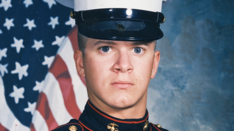 phil labonte marines, Phil Labonte