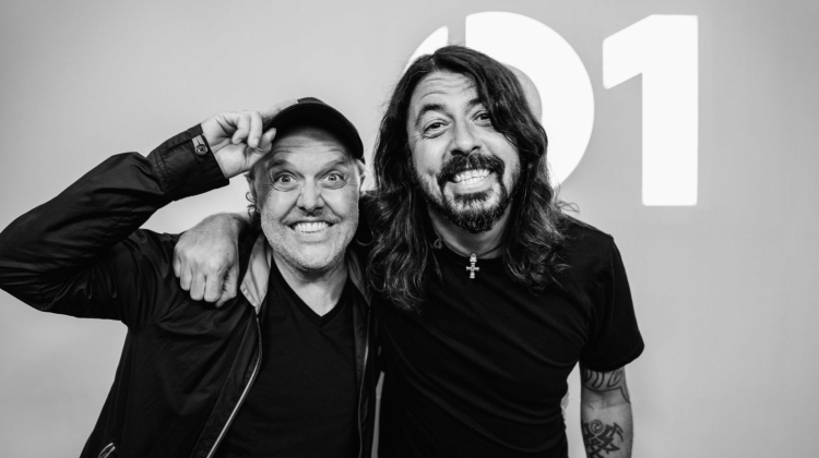 lars grohl Beats 1 PRESS