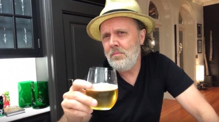 lars ulrich beer metallica story enter night doc
