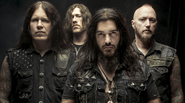 Machine Head 2014 Shinn, Travis Shinn