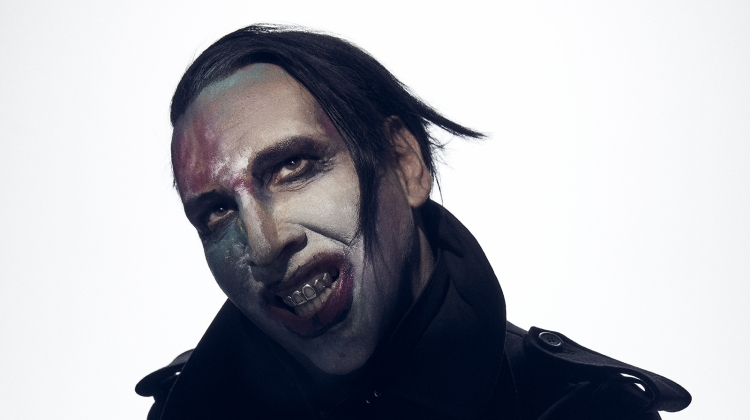 marilyn manson 2020 SHINN, Travis Shinn