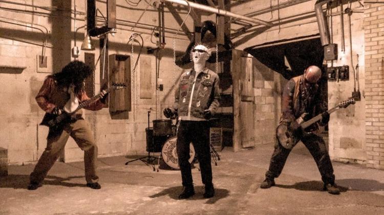 """Alice in Chains """"Man in the Box"""" Hellraiser Parody still"""