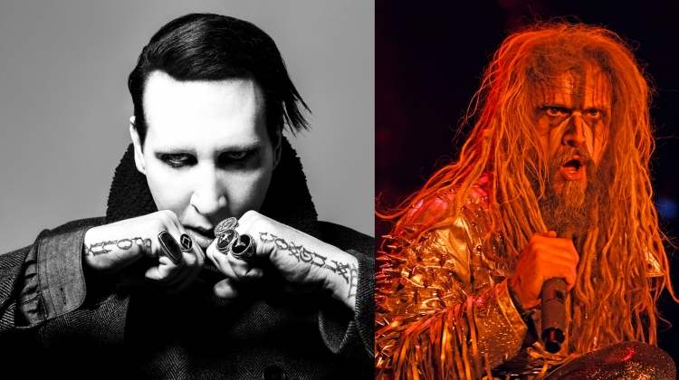 Marilyn Manson And Rob Zombie Tour Dates