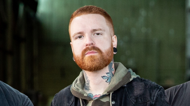Songs for Black Days: Memphis May Fire's Matty Mullins