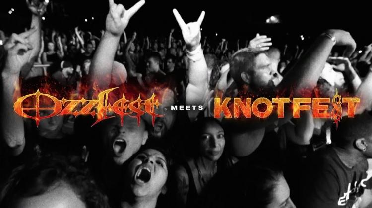 ozzfest meets knotfest