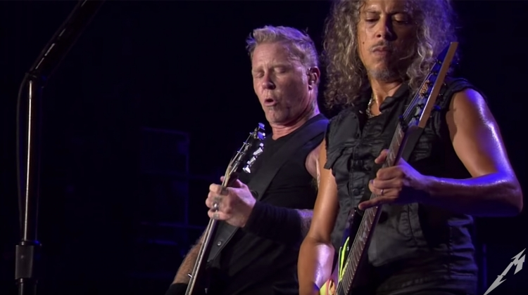Watch Metallica Deliver Massive And Justice For All Live Performance
