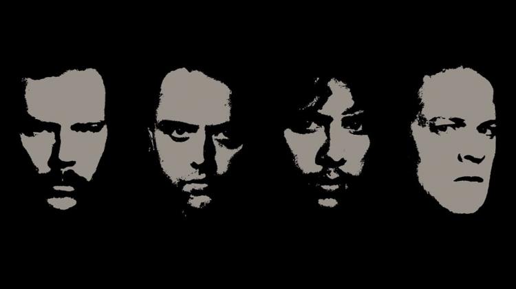 metallica black album band pic
