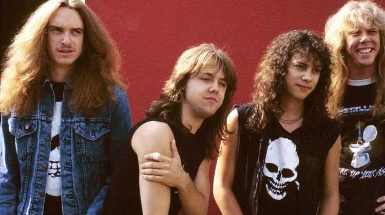 metallica 1985-6 GETTY mike cameron, Mike Cameron / Redferns / Getty