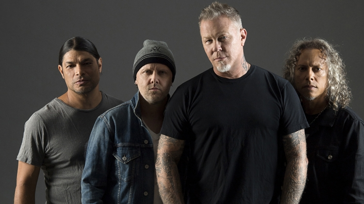 Metallica Are Releasing A Kid's Book
