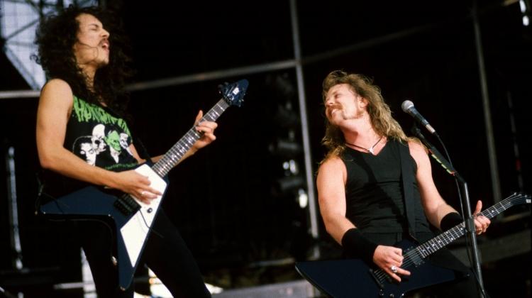 Metallica Live 1991 Mick Hutson/RedFerns, Mick Hutson / Redferns