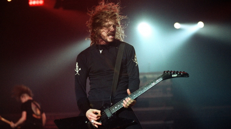 Metallica 1992 Steve Murphy/Mirrorpix/Getty Images, Steve Murphy/Mirrorpix/Getty Images